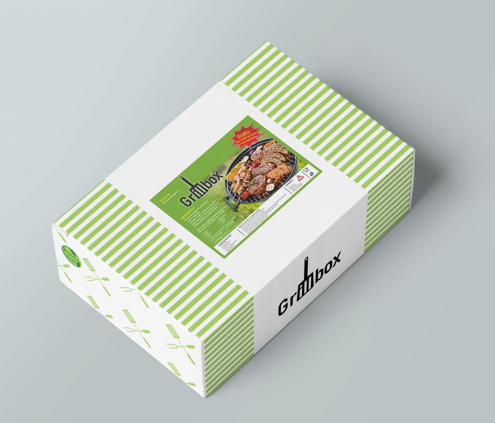 Grill-box