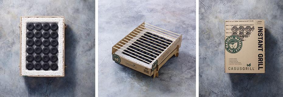 casus 5a - Ekologiczny grill jednorazowy